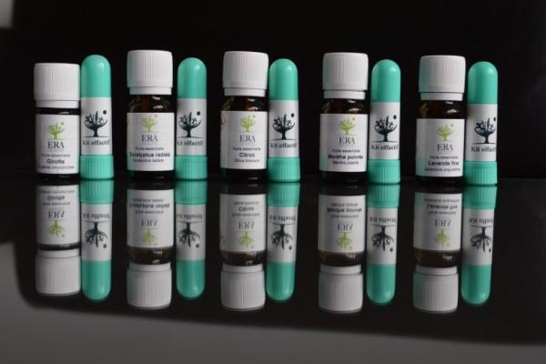 Perte d'odorat et huiles essentielles